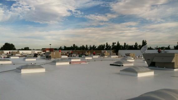 New Commercial Roofing Contractors North VA, MD, DC