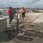 Commercial Roofing Leaks