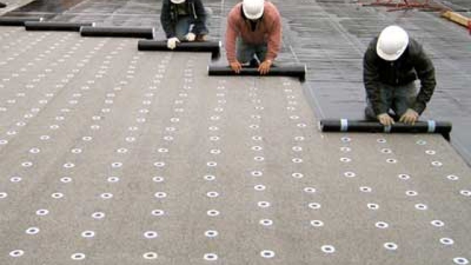 Commercial-Roofing-New-Roof-In-Progress-North-Va-Fairfax-County