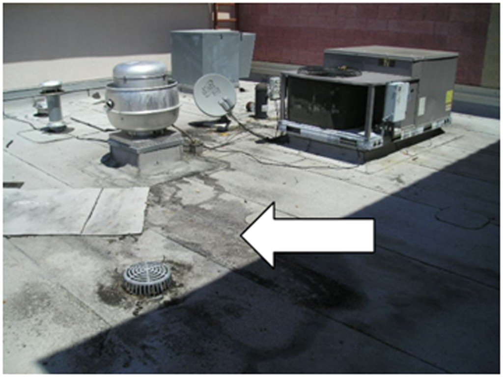 HVAC Roof Leaks Article Picture