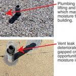 Pipe Vent Leak