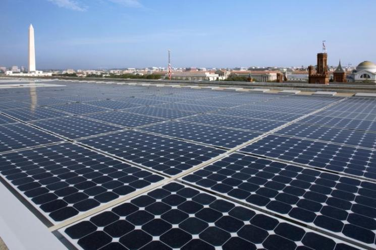 Roof Top Solar Washington DC