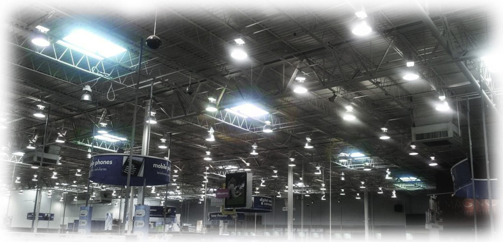 Commercial Skylight At Expo Center