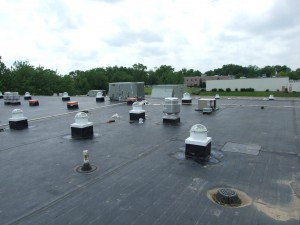 Skylights for Commercial Building in Northern Virginia