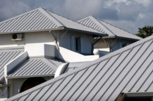 metal roof and roof materials